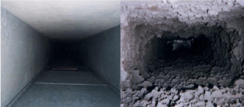 limpieza de ductos